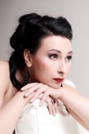 Sólistka Krakovskej Opery Agnieszka Czastka-Niezgódka.
