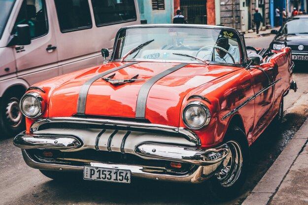 Veterány na Kube