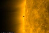 Merkúr prešiel popred Slnko. Pozrite si prvé zábery