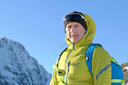 Róbert Gálfy má za sebou množstvo prvovýstupov, horolezeckých expedícií atakmer 10 rokov patril vEurópe kskialpinistickej špičke