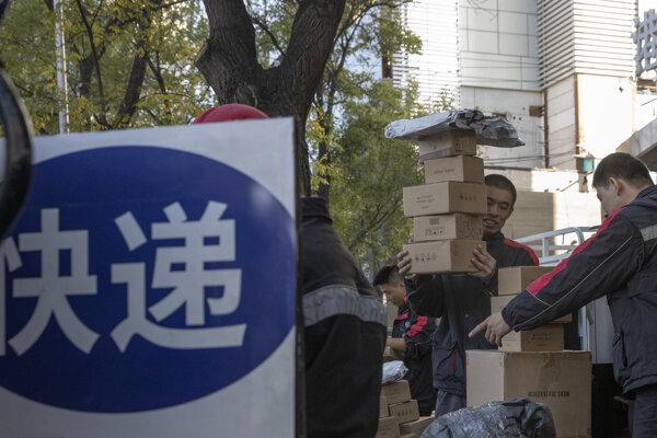 Alibaba zaznamenala počas Singles Day ďalší rekord.