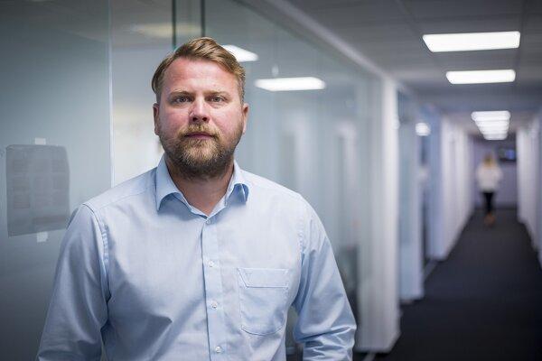 Miroslav Garaj, riaditeľ personálnej agentúry Grafton.