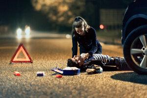 Pri poskytnutí prvej pomoci treba prekonať strach