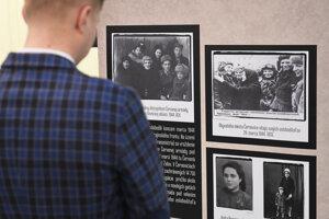 Myšlienka dostať výstavu do Košíc vznikla medzi študentmi, ktorí absolvovali exkurziu do bývalých koncentračných táborov.