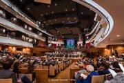 Berme si príklad z Poľska, takto vyzerá moderná Koncertná sála vo Vroclavi v National Forum of Music.