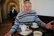 Peter Lieskovský, jeden z hlavných aktérov Novembra '89 v Prešove.