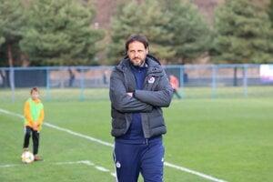 Tréner Slovana Bratislava Ján Kozák ml. bol spokojný. S víťazstvom i zápasom celkovo.