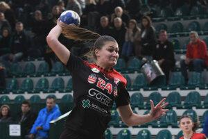 Veronika Vencuriková tvrdí, že zrúk pustili takmer vyhraný zápas.