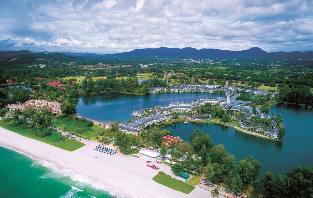 HotelAngsana Laguna Phuket 5*, Thajsko