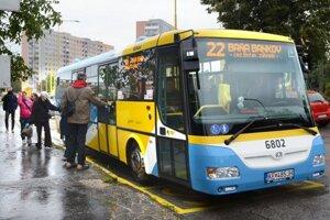Dopravca by chcel zaviesť na novej linke elektrobusy.