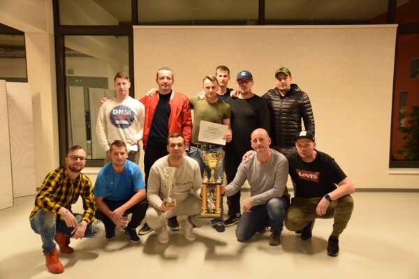 Ocenení hráči na 2. ročníku Kysuckého pohára.