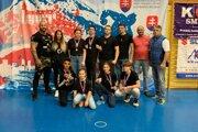 Partia z Fortis combat sports teamu.