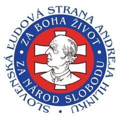 Slovenská ľudová strana Andreja Hlinku (logo strany)