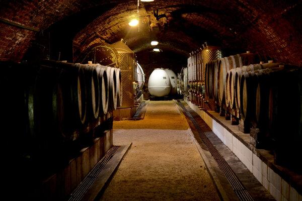 Vína zo Slobodného vinárstva sa pijú na troch kontinentoch.