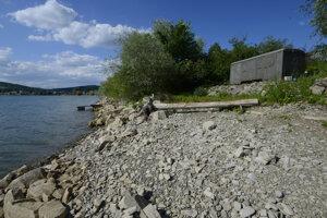 Vodná nádrž Domaša.
