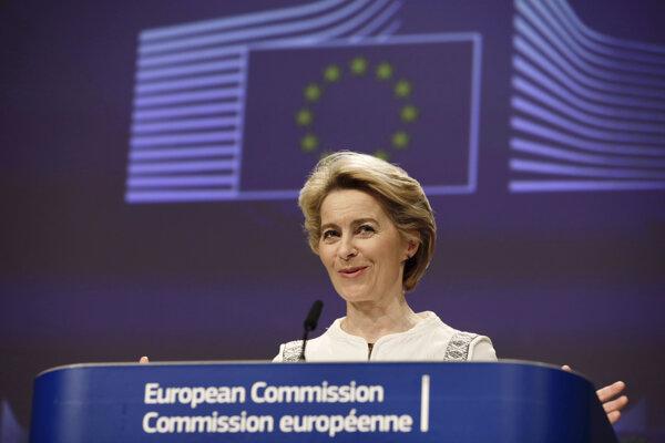 Európska komisia pod vedením Ursuly von der Leyenovej mala prvú pracovnú schôdzu.