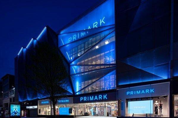 Primark otvorí v roku 2022 po dokončení rozšírenia obchodného centra Eurovea.