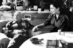 Pablo Picasso a Françoise Gilotová spolu strávili približne desať rokov a majú dve deti.
