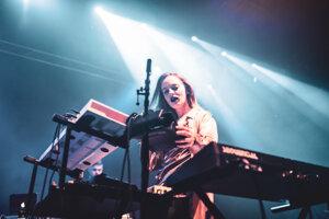 Katarína Máliková zaujala aj v zahraničí aktuálnym albumom Postalgia.