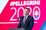 Fico odišiel do nemocnice, rečnil Pellegrini. Ako prebiehal snem Smeru