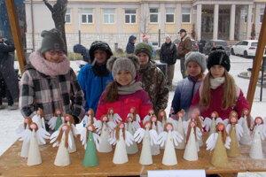 Ľuďom zo zničenej prešovskej bytovky pomôžu aj deti zo Základnej školy Mierové námestie v Handlovej.