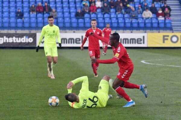 Futbalisti MŠK Žilina uzavreli jesennú časť zápasom proti Senici.