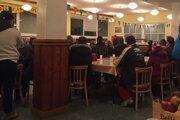 Mimoriadna schôdza spoločenstva vlastníkov bytov Mukačevská 7 v Prešove.