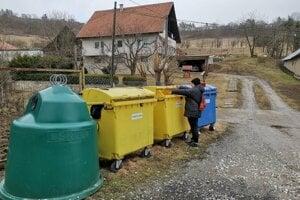 Poplatky za komunálny odpad sa zvýšili.Ilustračné foto.