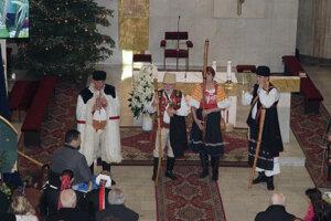 Vianočný koncert vo Zvolene.
