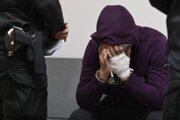 Jeden z trojice obvinených. Prešovský súd ich vzal do väzby, sú stíhaní pre trestný čin všeobecného ohrozenia.