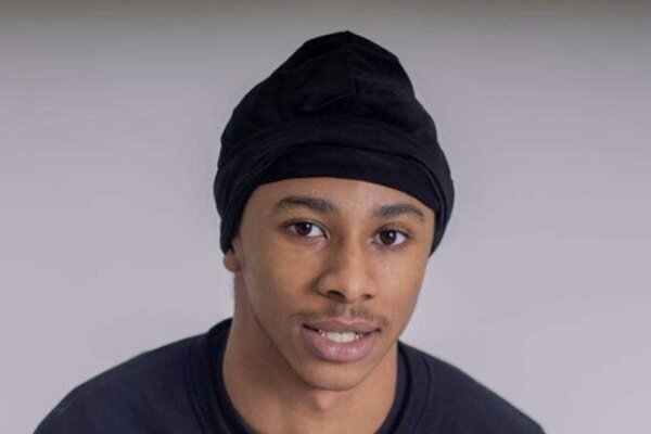 Rapper Crosslom Davis.