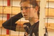 Trinásťročná Nina Dreisigová je najmladšou hráčkou v zostave R. Soboty.