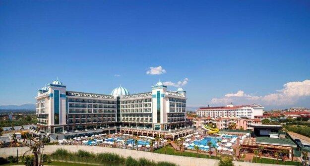 Luna Blanca Resort & Spa 5*, pozrieť viac foto >>>