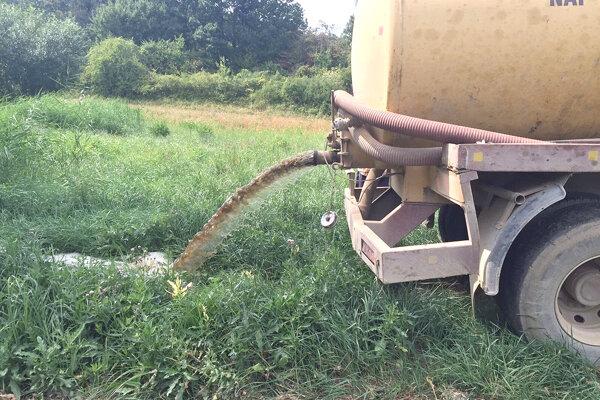 Obsah žumpy už môže po novom končiť len v čistiarni odpadových vôd.