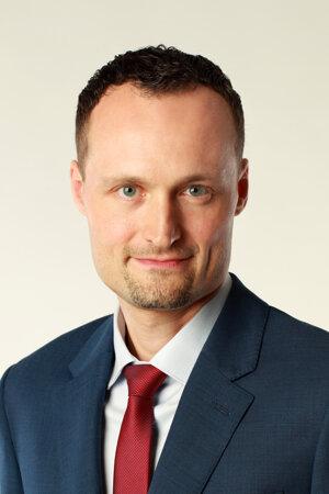 Analytik Kryštof Kruliš z českého Výskumného centra AMO.