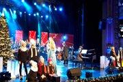Benefičný koncert U. S. Steelu.
