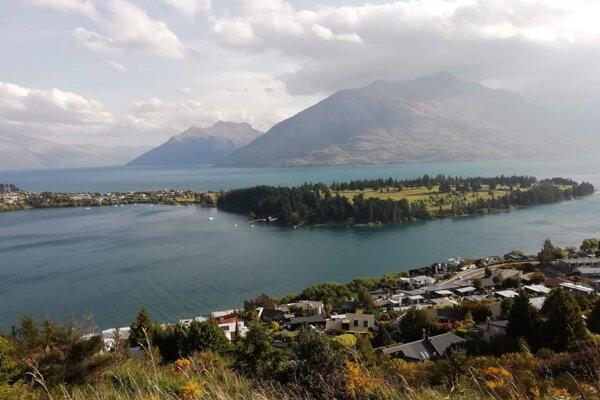Nový Zéland sa stane na rok jej novým domovom.