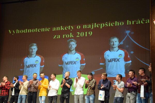 Richard Bartoš zvíťazil o najlepšie futbalistu klubu MFK Tatran Liptovský Mikuláš.