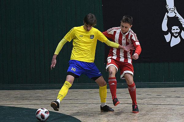 V Prešove aj tento rok ukázali svoje futbalové umenie možní následovníci legendárneho Ladislava Pavloviča.