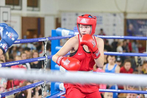 Jessica sa vráti do ringu na domácom turnaji v Kline.
