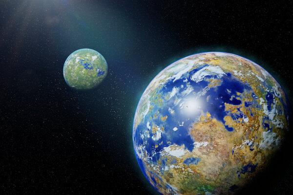 V nasledujúcom desaťročí objavia vedci ďalšie vzdialené planéty podobné Zemi.