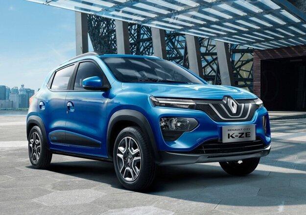 Koncept Renault City K-ZE je predzvesťou cenovo dostupného elektromobilu, ktorý do Európy príde pod značkou Dacia.