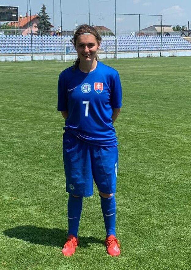 Nikola Šobáňová.