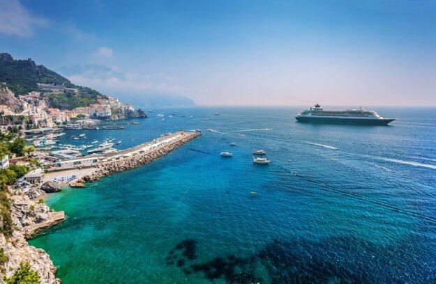 Plavba loďou po Stredozemnom mori