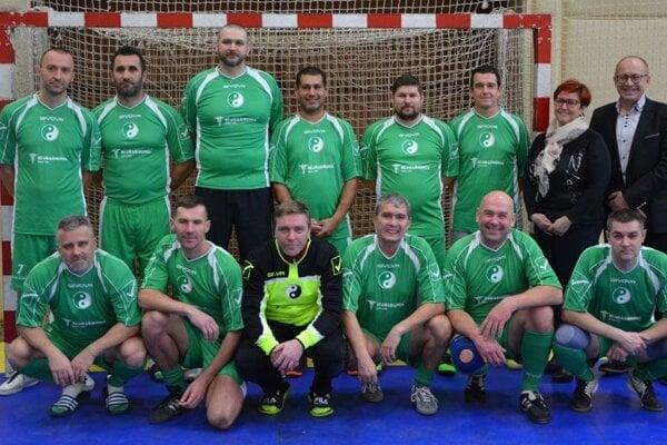Prvenstvo z minulého ročníka obhajuje 1. FC Bioharmonia Topoľčany.