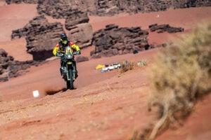 Štefan Svitko na Rely Dakar 2020.