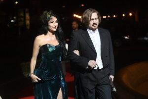 Lucia Hablovičová a Boris Hanečka