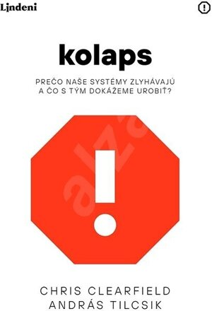 Kniha Kolaps