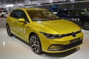 Volkswagen Golf ôsmej generácie.