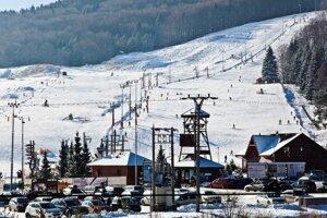 Snowland vo Valči.